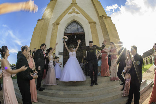 Franciane + Luis Henrique - Weddingday