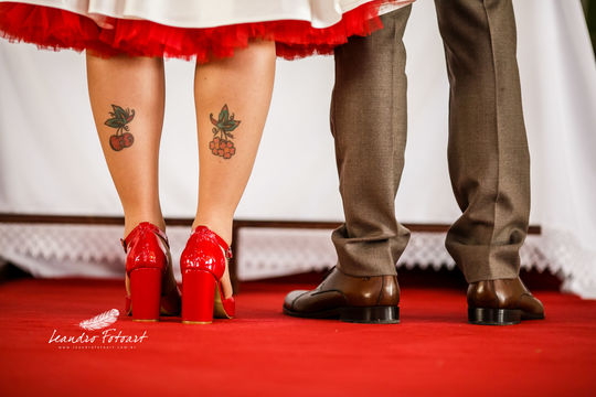 DEBORA + CARLOS WEDDING DAY