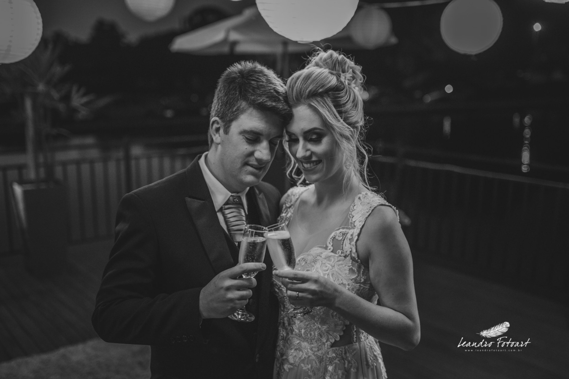 Jaqueline + Rodrigo - Wedding