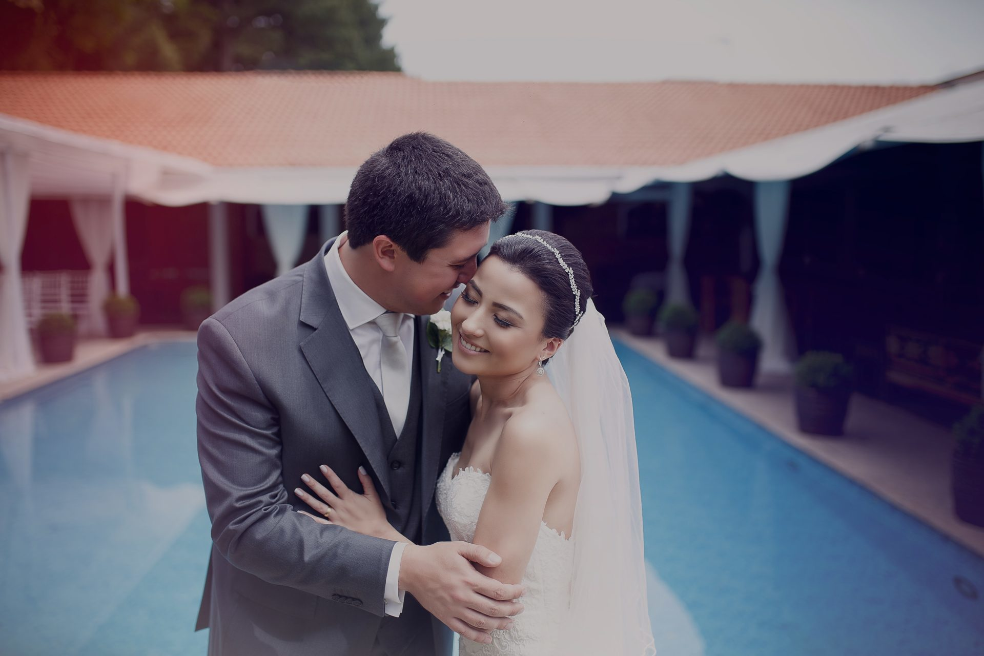 Fernanda + Samuel - Weddingday