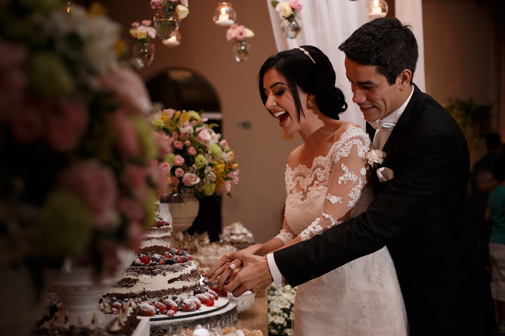 Isabela + Luis - Weddingday