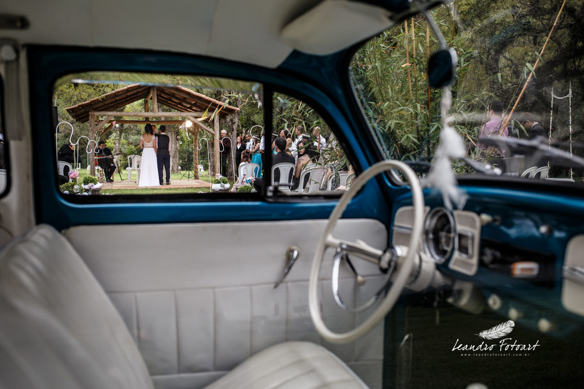 MARINA + CHARLES - WEDDINGDAY